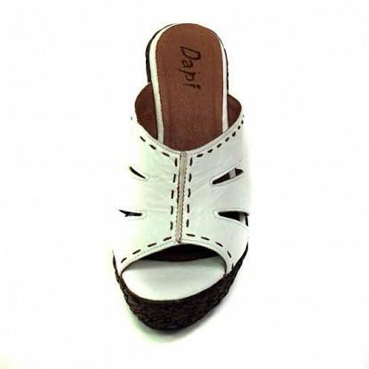 Dámská kožená obuv Dapi 5258 MIXONE.cz 4a1ea36d1b